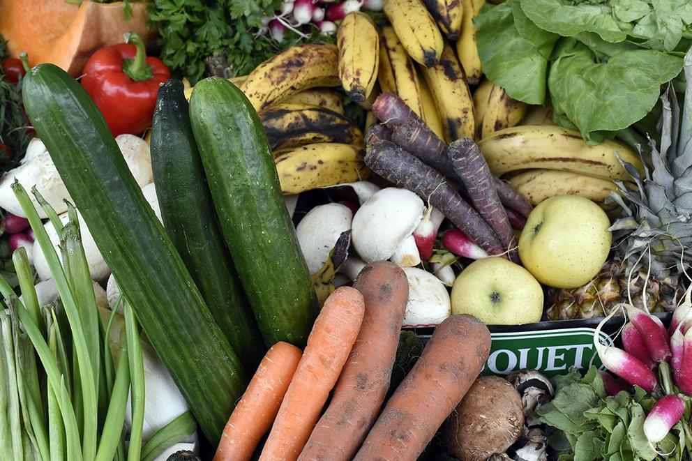 Would you buy 'ugly' produce?