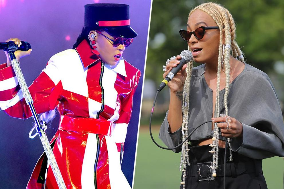 Most revolutionary funk-soul singer of this era: Janelle Monáe or Solange?