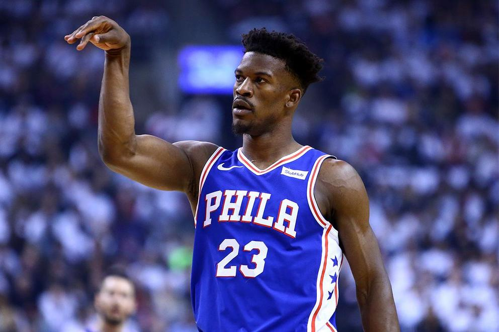 Is Jimmy Butler coming back to the Sixers?