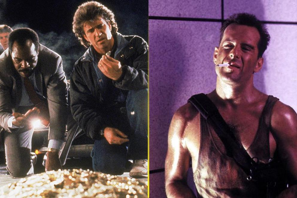Best cop action franchise: 'Lethal Weapon' or 'Die Hard'?