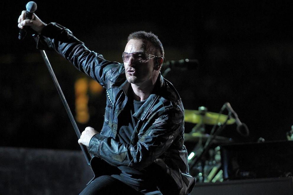 U2's most iconic song: 'With or Without You' or 'I Still Haven't Found What I'm Looking For'?
