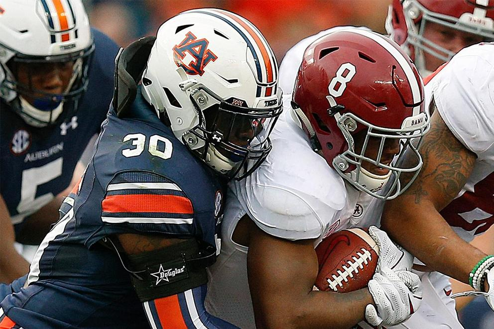 Who will win more games in 2018: Alabama or Auburn?