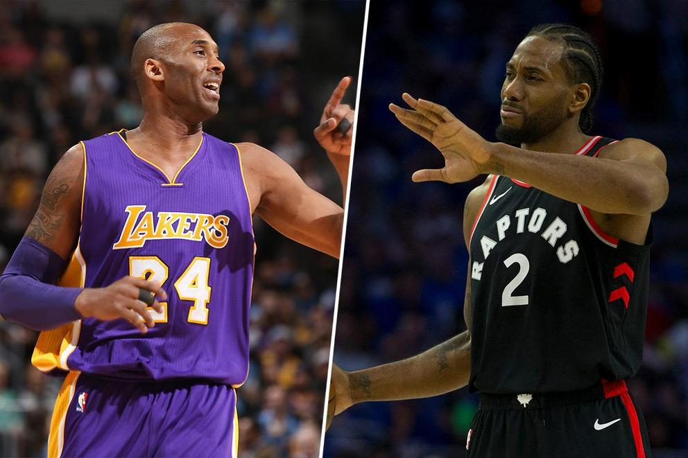 Who's the better overall player: Kobe Bryant or Kawhi Leonard?