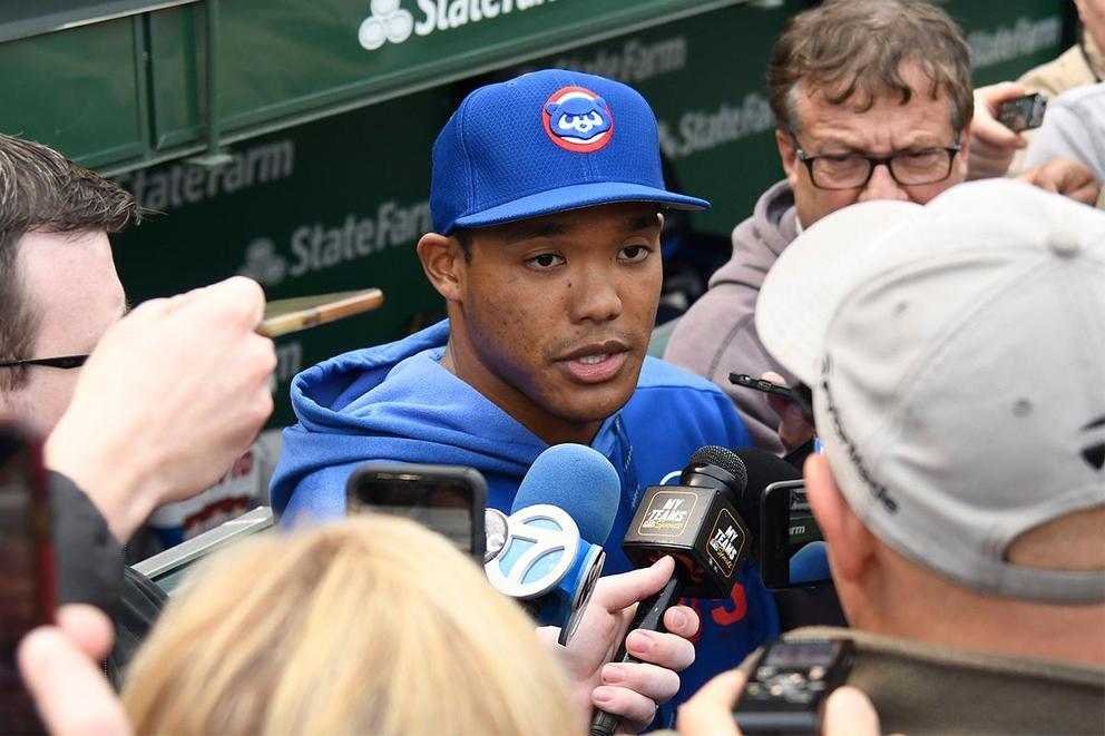 Should Addison Russell be banned from baseball forever?