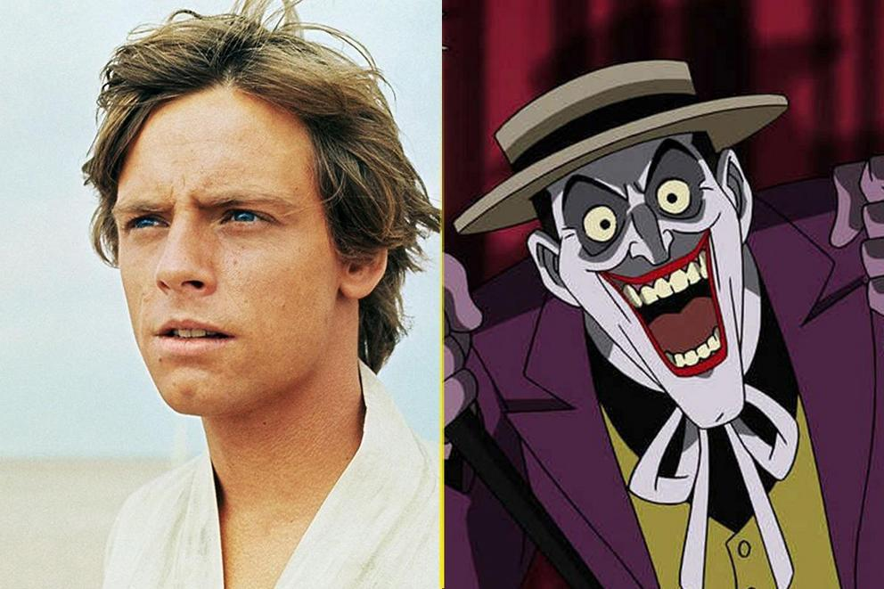Mark Hamill's best role: Luke Skywalker or the Joker?