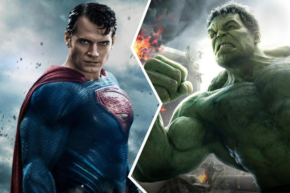 Who's the strongest: Hulk or Superman?