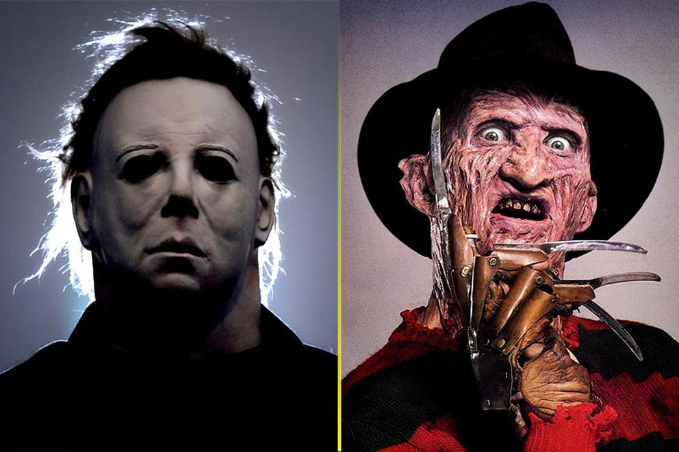 Scariest movie monster: Michael Myers or Freddy Krueger?