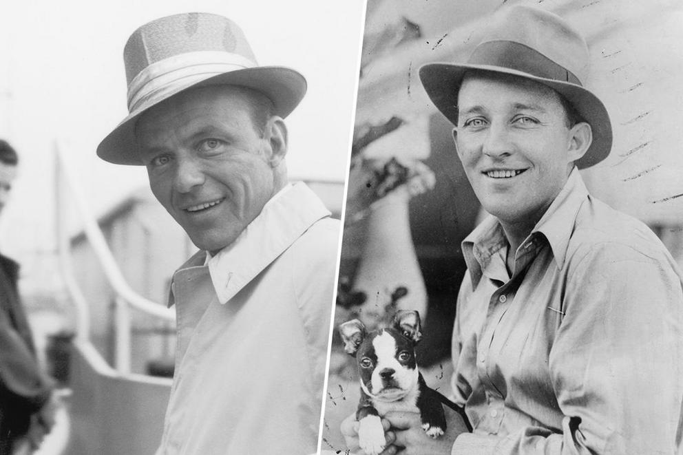Favorite crooner of all time: Frank Sinatra or Bing Crosby?
