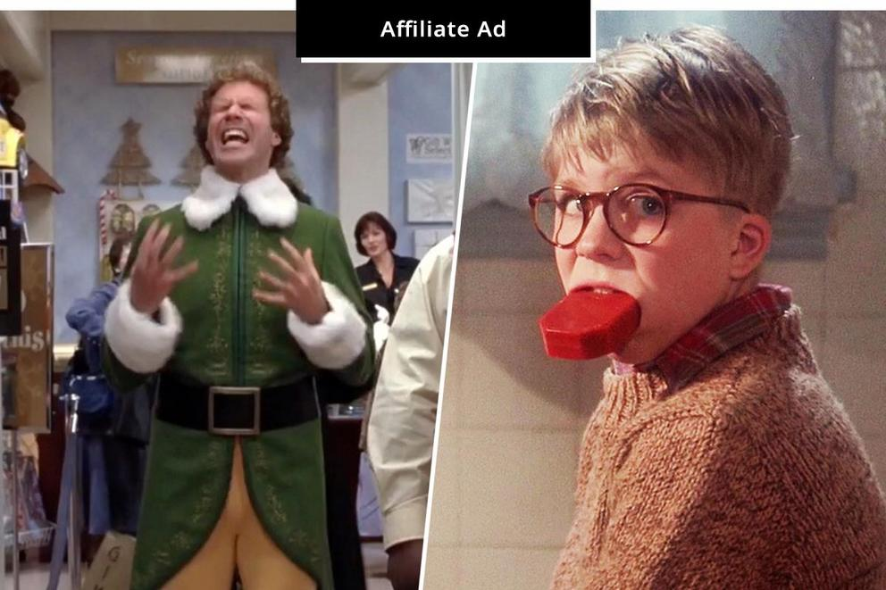 Best Christmas movie: 'Elf' or 'A Christmas Story'?