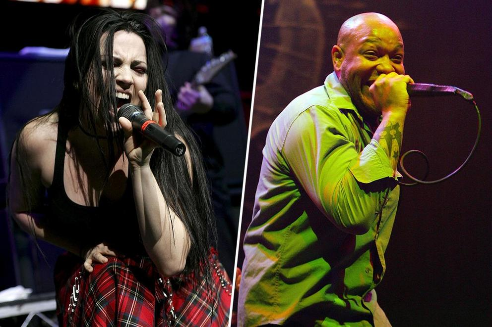Favorite operatic rock band: Evanescence or Killswitch Engage?
