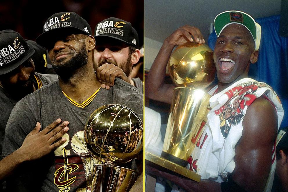 Greatest NBA player of all-time: LeBron James or Michael Jordan?