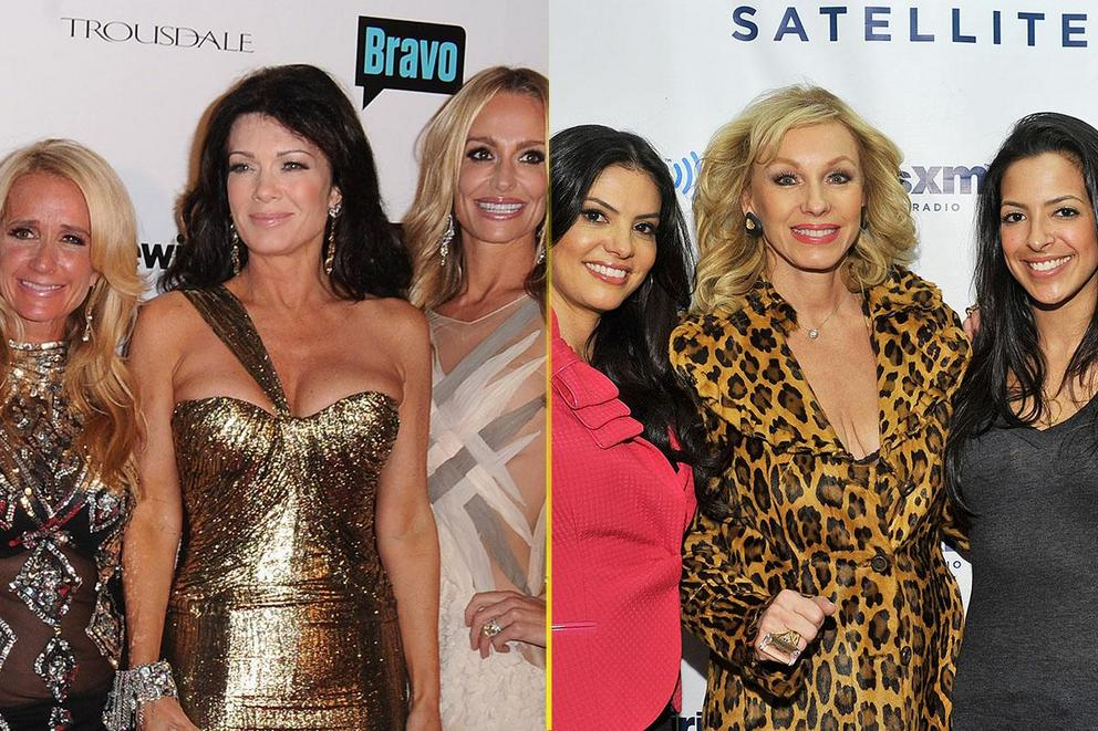 Favorite 'Real Housewives' series: 'Beverly Hills' or 'Miami'?