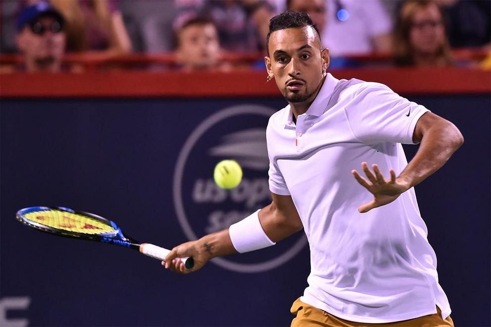 Is Nick Kyrgios good or bad for tennis?