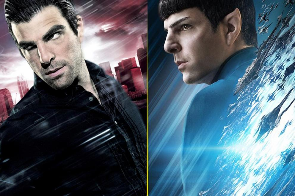 Zachary Quinto's best geek role: Sylar or Spock?
