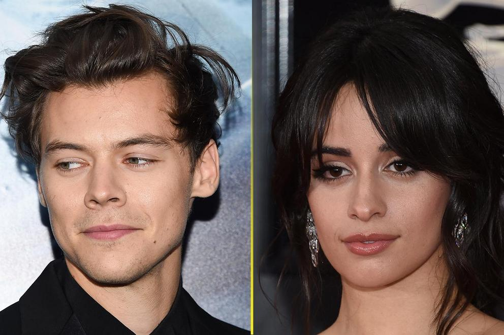Kids' Choice Awards Favorite Breakout Artist: Harry Styles or Camila Cabello?
