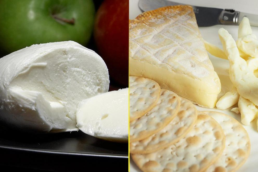 Which cheese is better: Mozzarella or brie?
