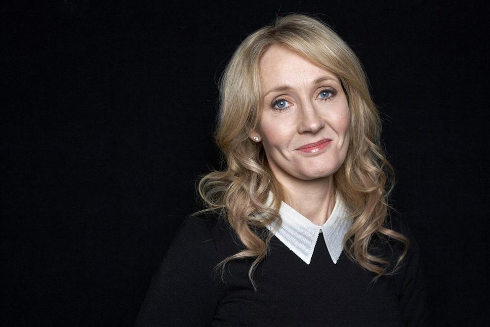 Is J.K. Rowling's Twitter feed better than 'Harry Potter'?