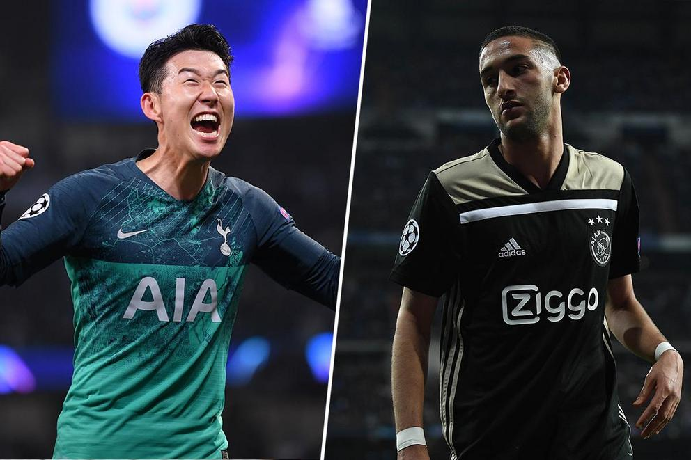 Who advances to the Champions League final: Tottenham or Ajax?
