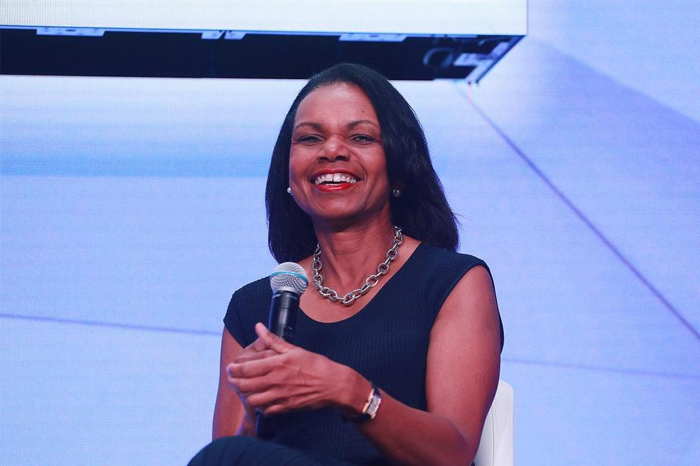 Should Condoleezza Rice be NFL Commissioner?