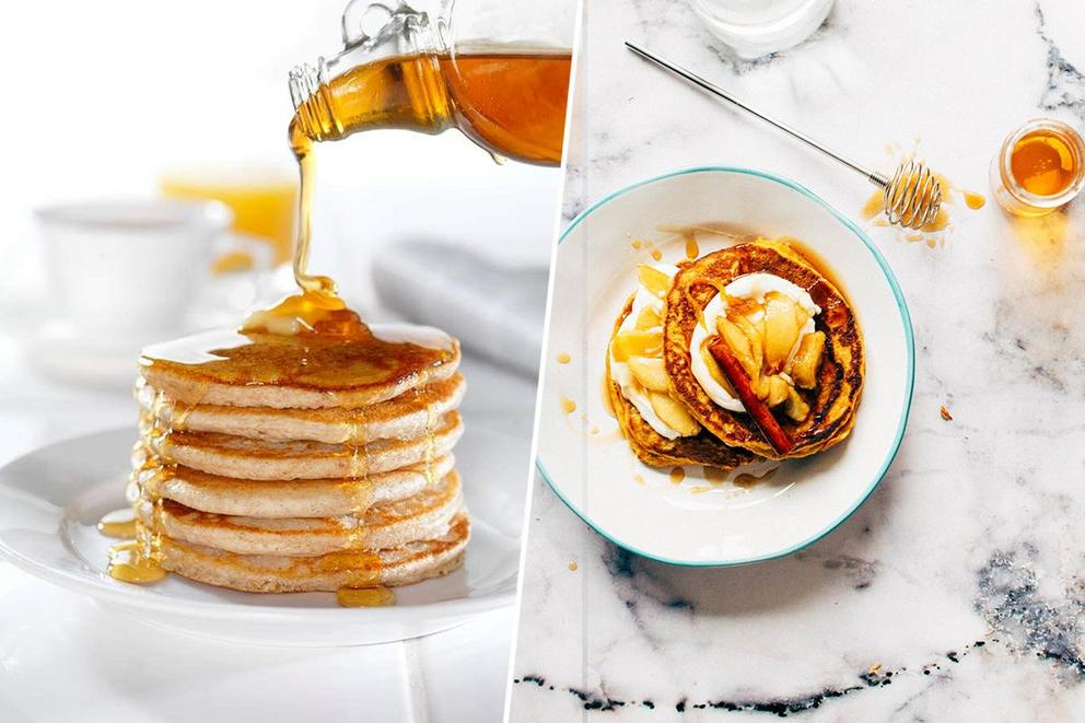 Ultimate breakfast topping: Maple syrup or honey?