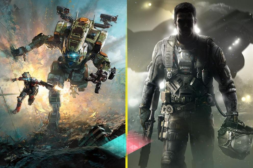 Are you more excited for 'Titanfall 2' or 'Call of Duty'?