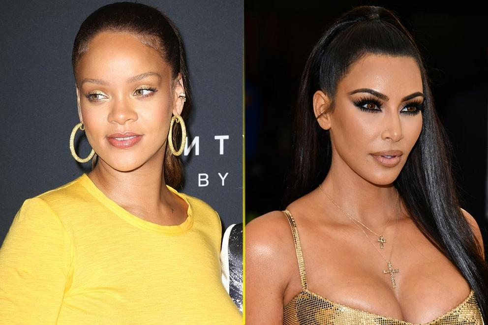 Best celebrity cosmetic line of 2018 so far: Fenty Beauty or KKW Beauty?