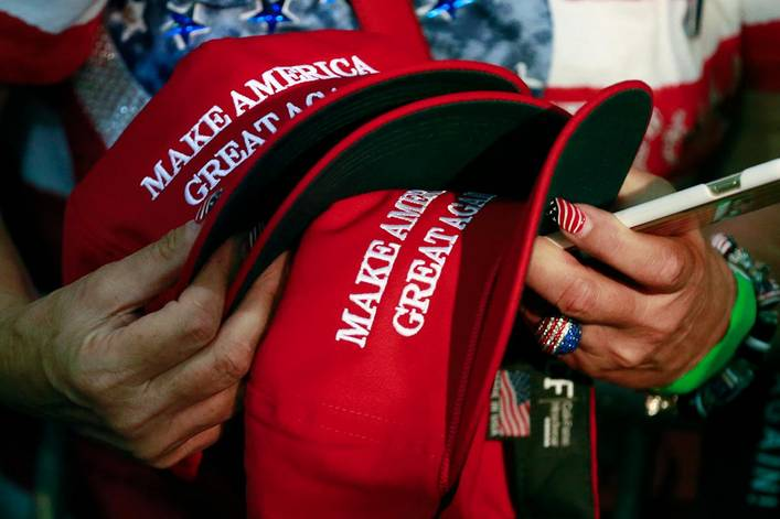 Did President Trump make America great again in his first year?