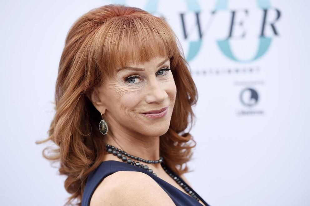 Does Kathy Griffin deserve a comeback?
