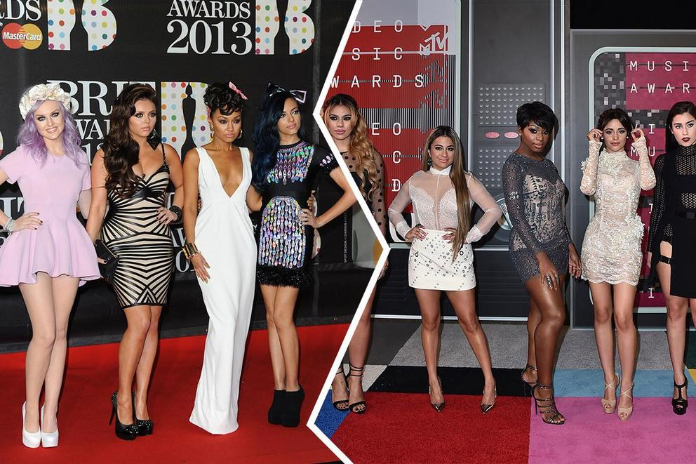 Who's the better girl group of 2016: Little Mix or Fifth Harmony?