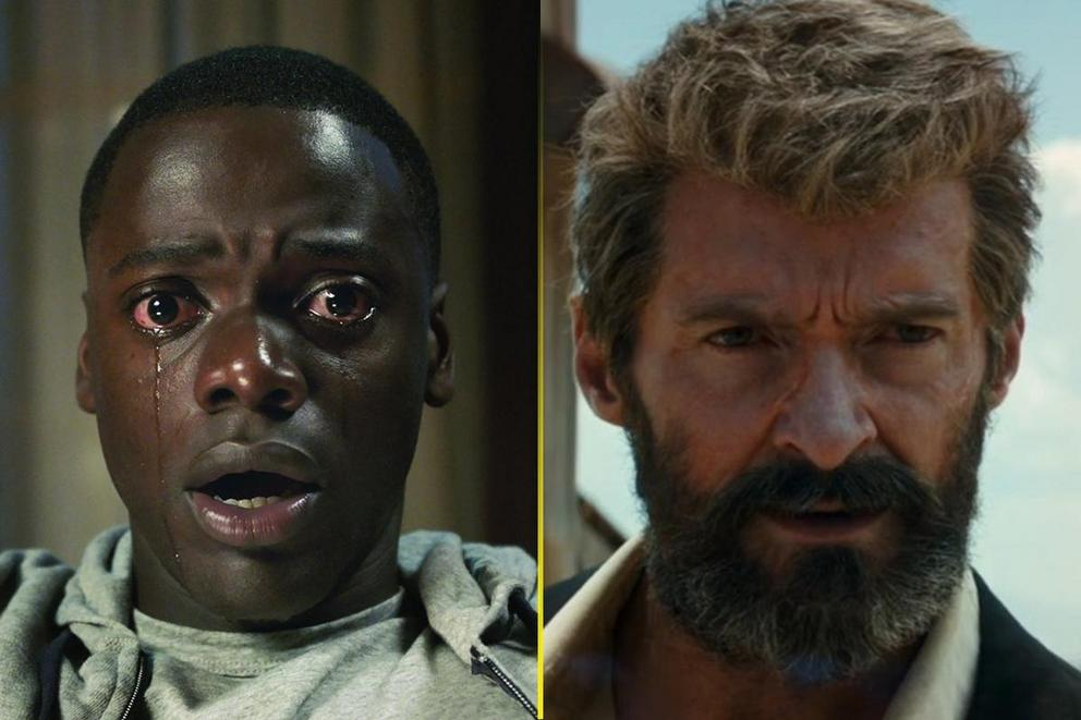 MTV Movie of the Year: 'Get Out' or 'Logan'?