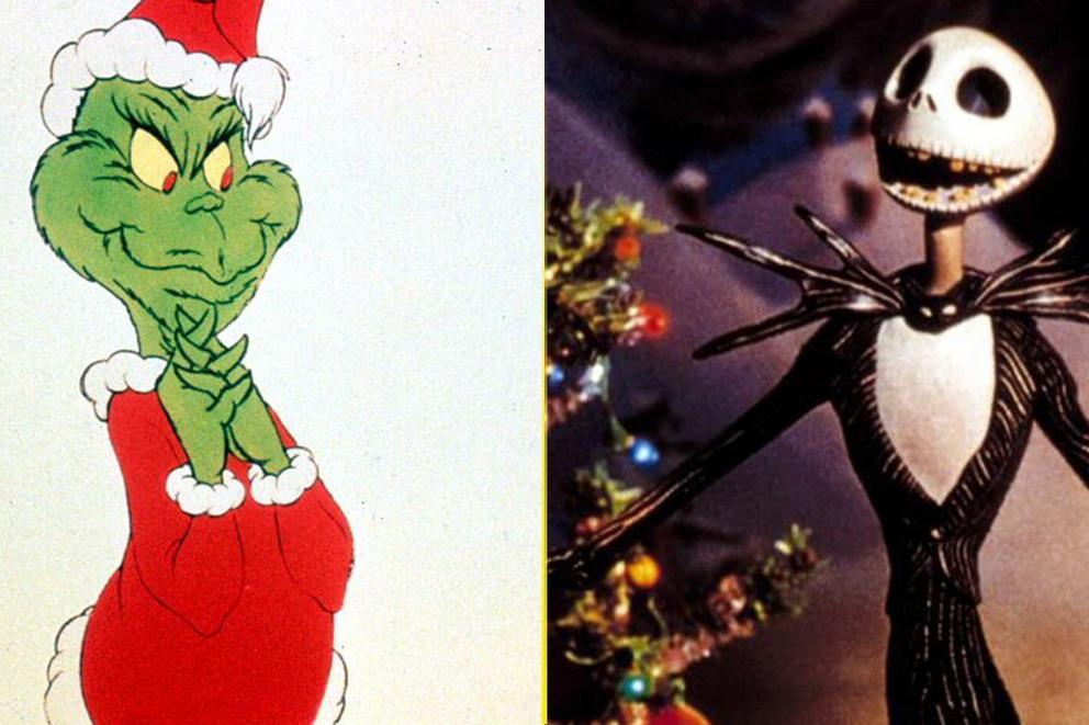 Favorite animated movie icon who 'stole' Christmas: The Grinch or Jack Skellington?
