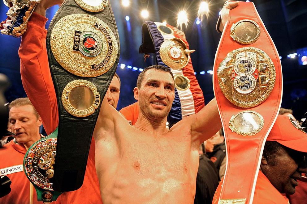Is Wladimir Klitschko the most boring heavyweight champion ever?