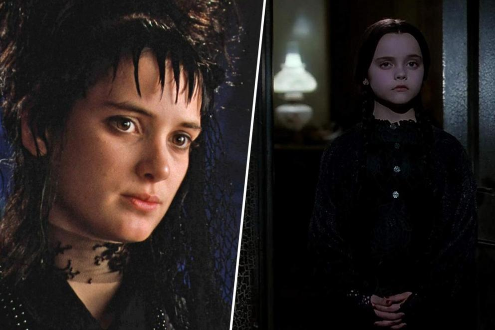 Who's your favorite movie goth girl: Lydia or Wednesday Addams?