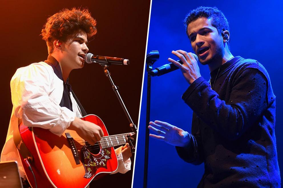 Favorite underrated male pop singer: Alex Aiono or Jordan Fisher?