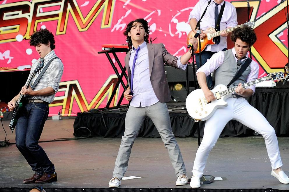 Have the Jonas brothers made a comeback?