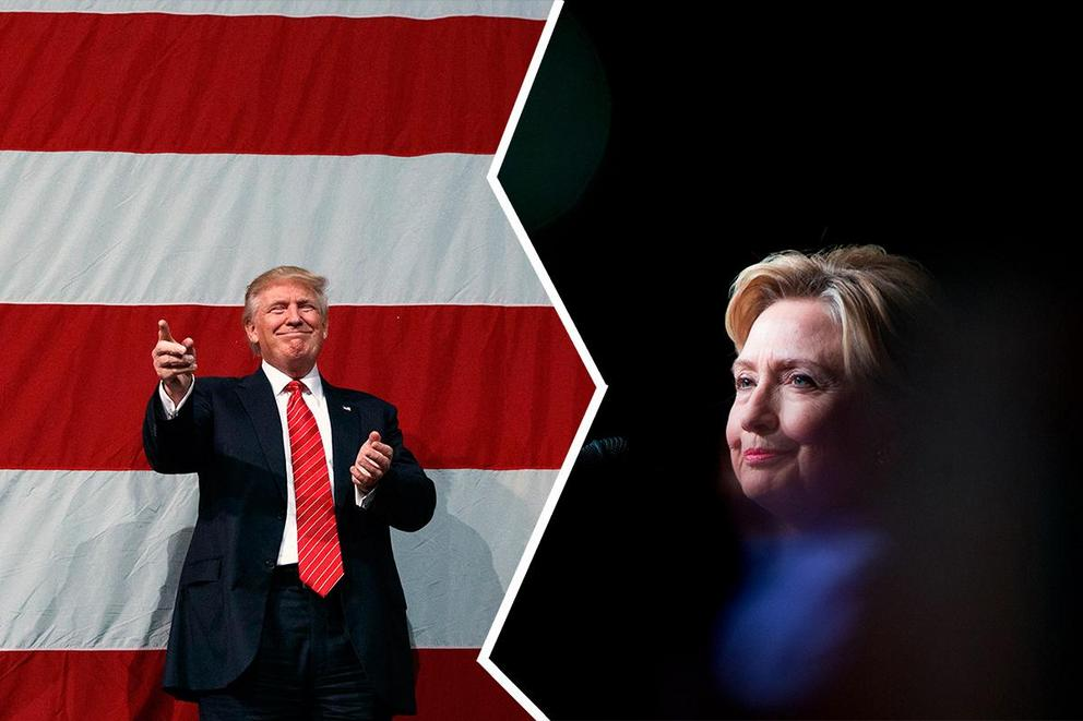 Who has the better foreign policy, Trump or Clinton?