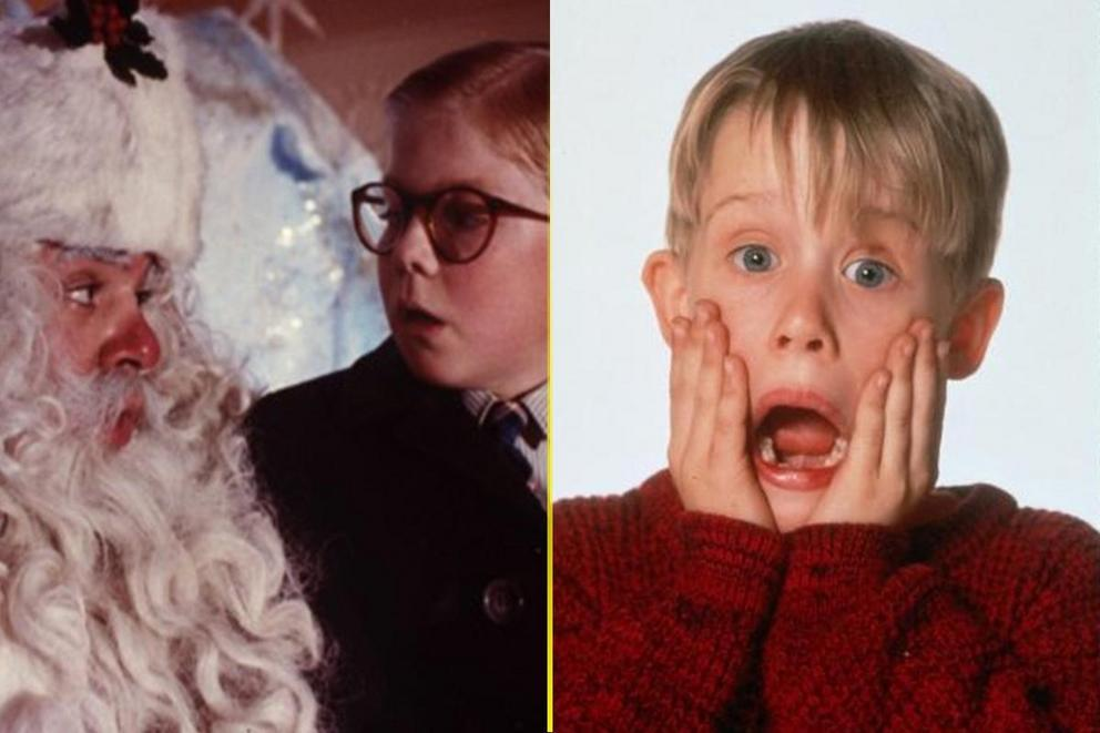 Favorite Christmas movie: 'A Christmas Story' or 'Home Alone'?