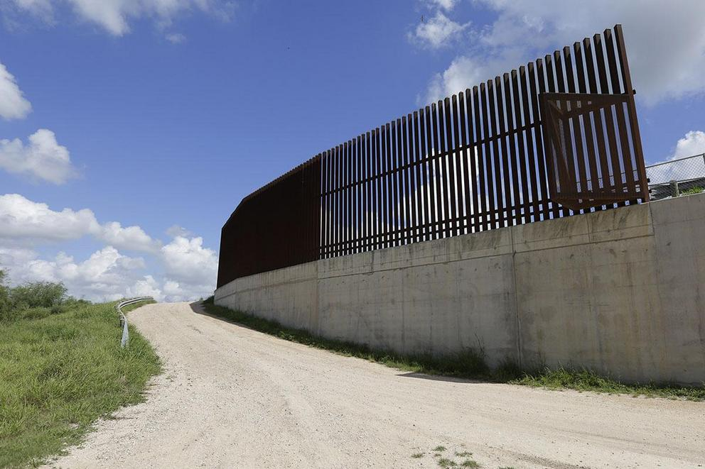 Should U.S. taxpayer dollars be used to build a border wall?