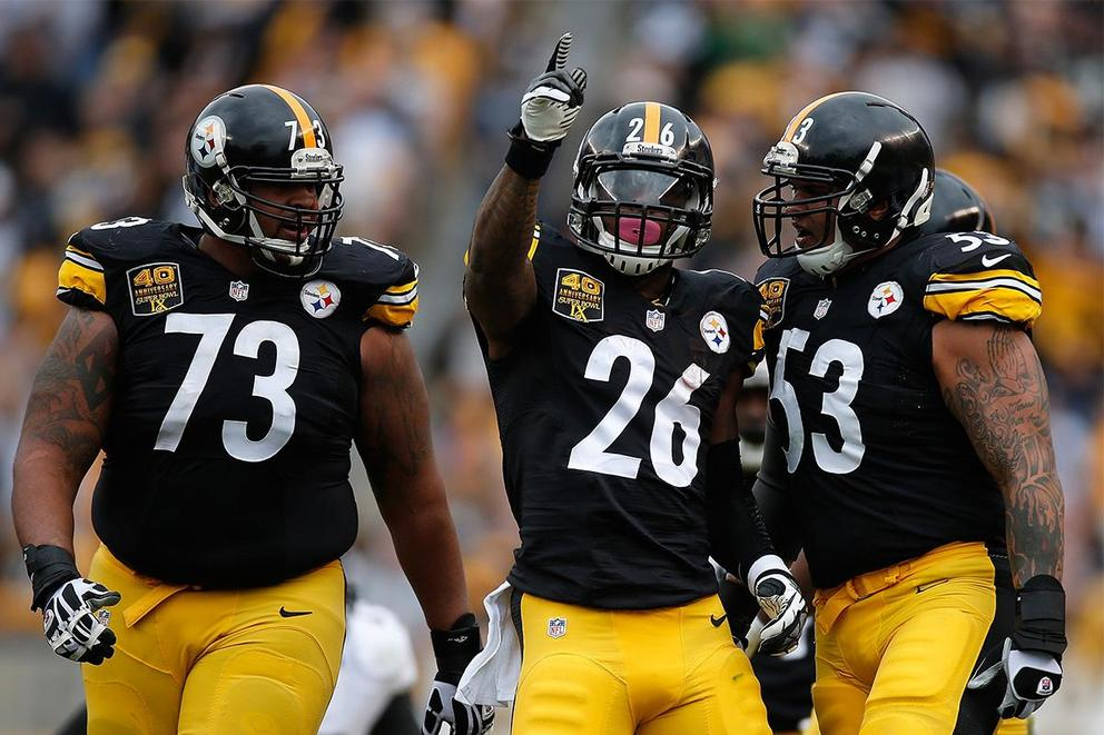 Who's right: Le'Veon Bell or his teammates?