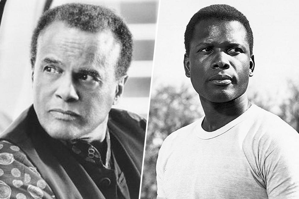 Favorite classic Hollywood actor: Harry Belafonte or Sidney Poitier?