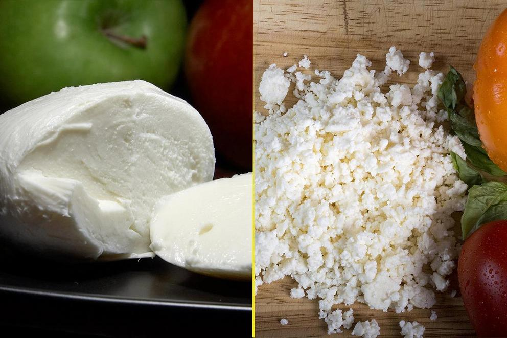 Which cheese is better: Mozzarella or feta?