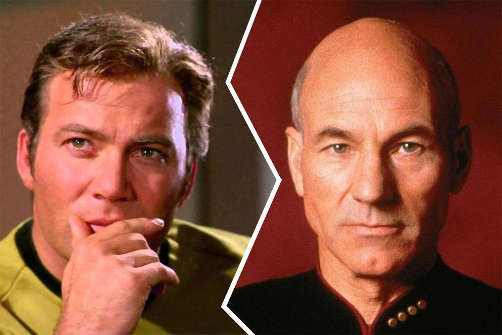 Which Star Trek show is best: The original series or 'The Next Generation'?