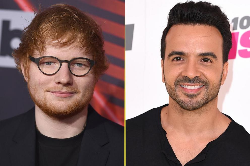 Song of the year: 'Shape of You' or 'Despacito'?