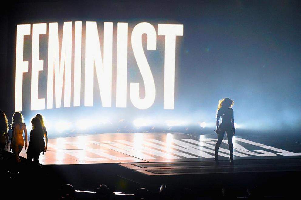 "Does the word ""feminist"" freak you out?"