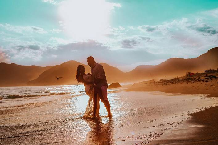 Is it okay to ask people to travel for your wedding?
