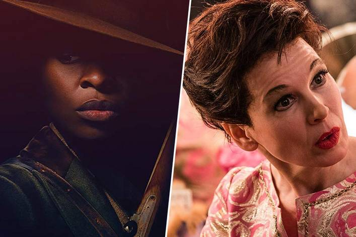 Favorite Oscar nominated biopic: 'Harriet' or 'Judy'?