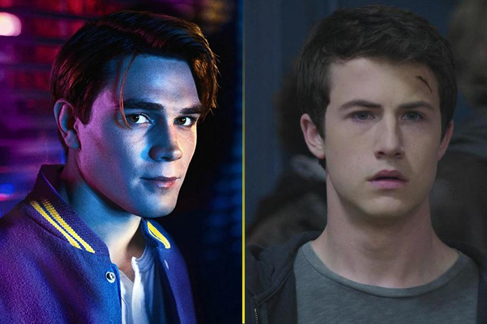 Favorite teen drama-mystery show: 'Riverdale' or '13 Reasons Why'?