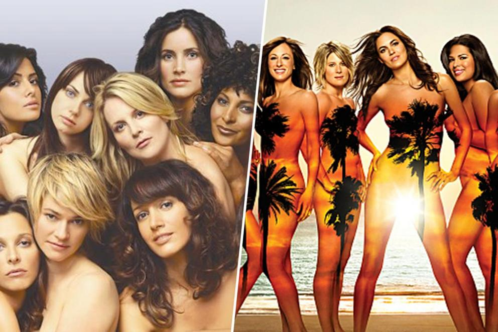 Most groundbreaking lesbian TV show: 'The L Word' or 'The Real L Word'?
