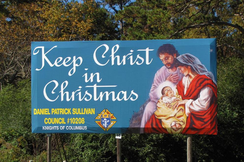 Is it wrong for non-religious people to celebrate Christmas?