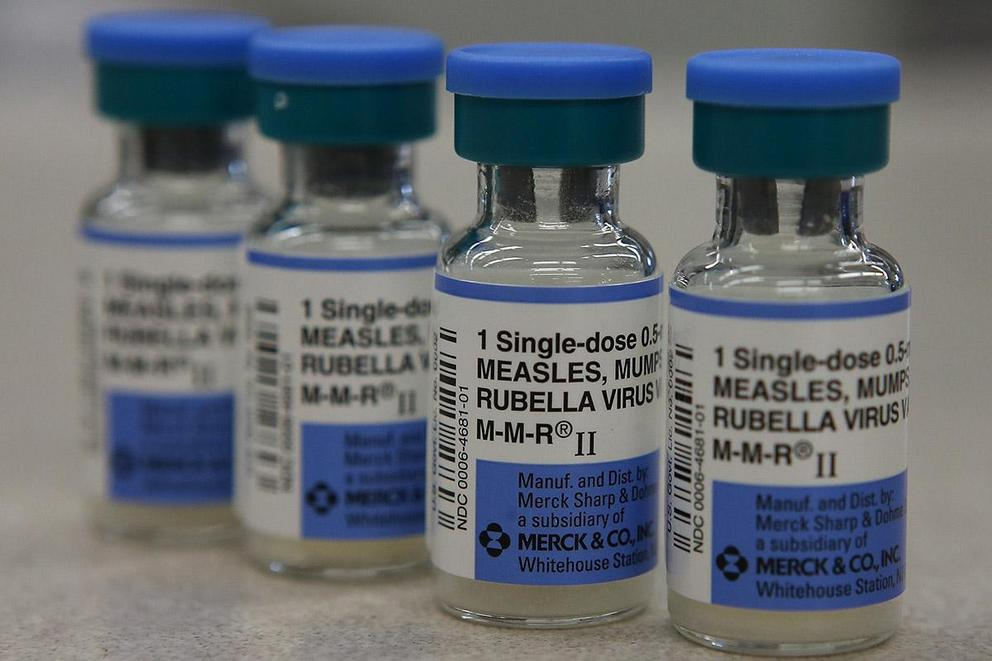 Should you be able to sue anti-vaxxers?
